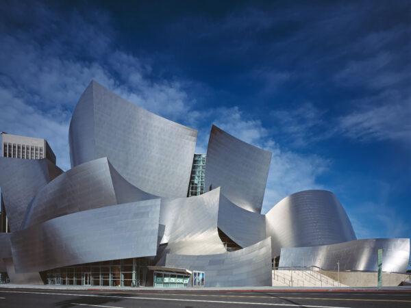 ゲーリー_Walt Disney Concert Hall